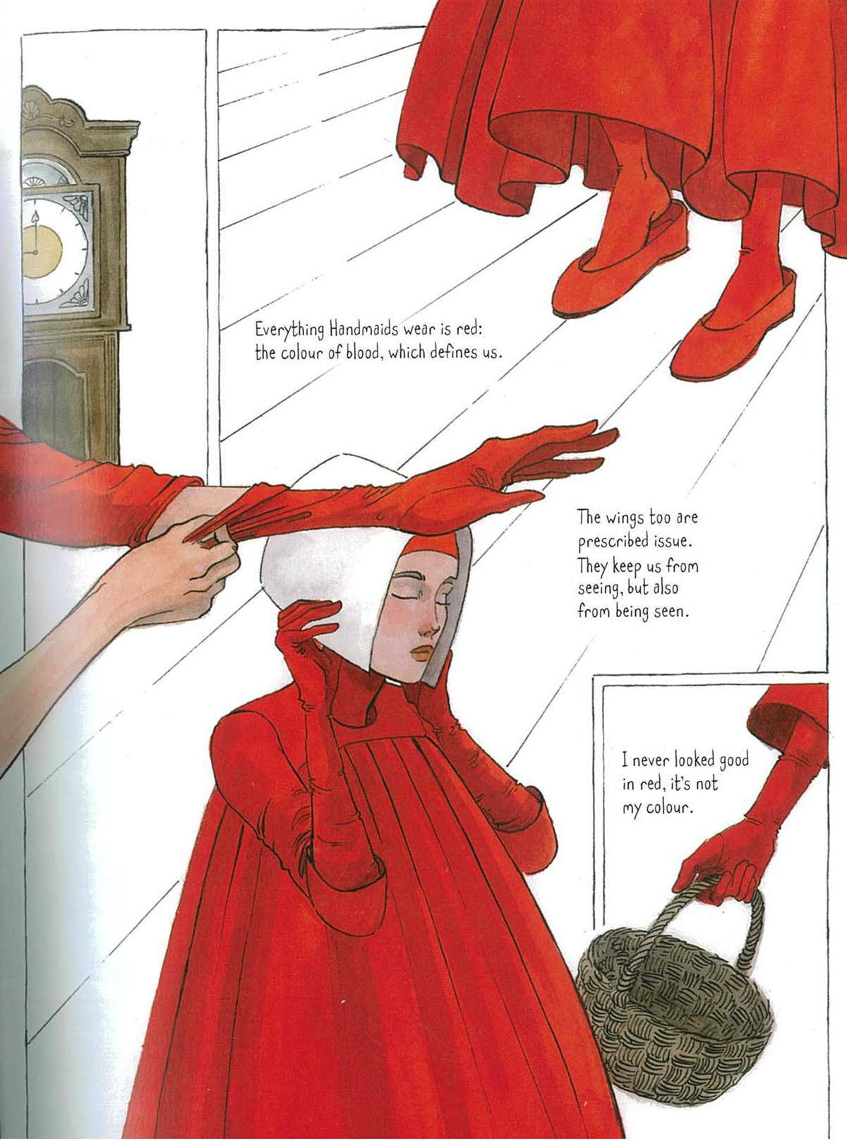 Composing the Handmaid: From Graphic Novel to Protest Icon